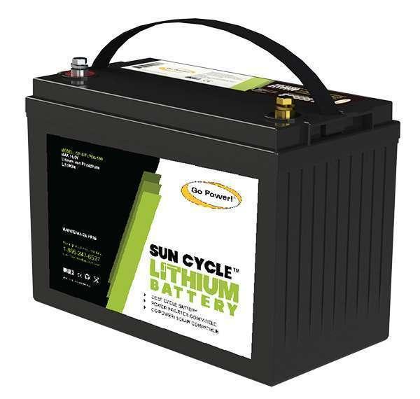 100ah Lithium Battery