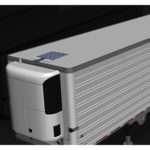 refrigeration truck solar panel