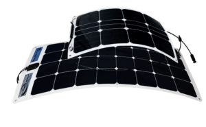 Flexibles solar panels by Go Power!