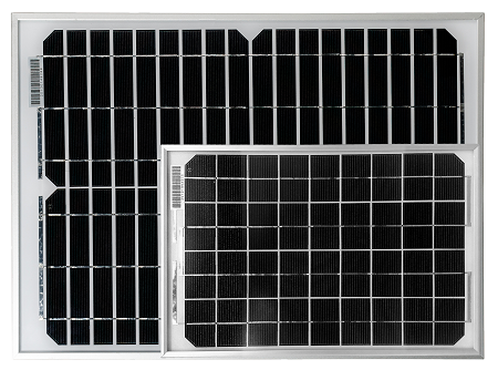 Solar trickle chargers by Go Power