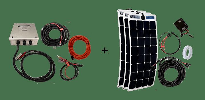 GP Dual Charging Kit