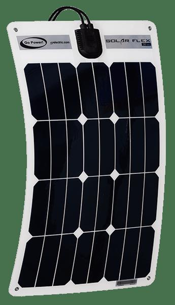 30 watt solar flex panel