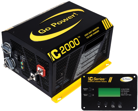 IC Series 2000 Inverter/Charger Kit