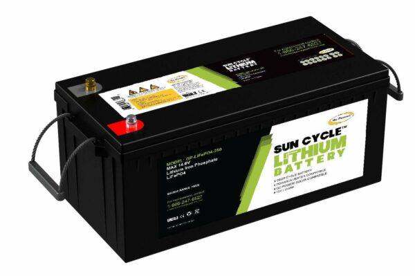 250ah Lithium Battery
