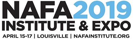 NAFA 2019 Expo logo